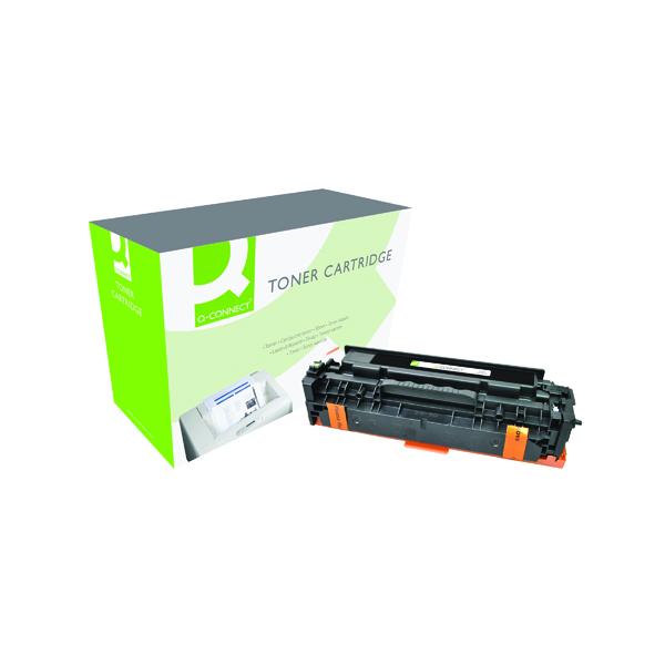 Q-Connect Compatible Solution HP 305X Black Laserjet Toner Cartridge High Capacity CE410X