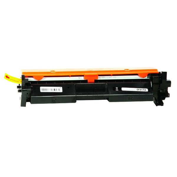 Laser Toner Cartridges Q-Connect HP 17A Toner Cartridge Black CF217A-COMP