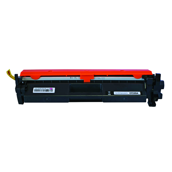 Laser Toner Cartridges Q-Connect HP 30A Toner Cartridge Black CF230A-COMP