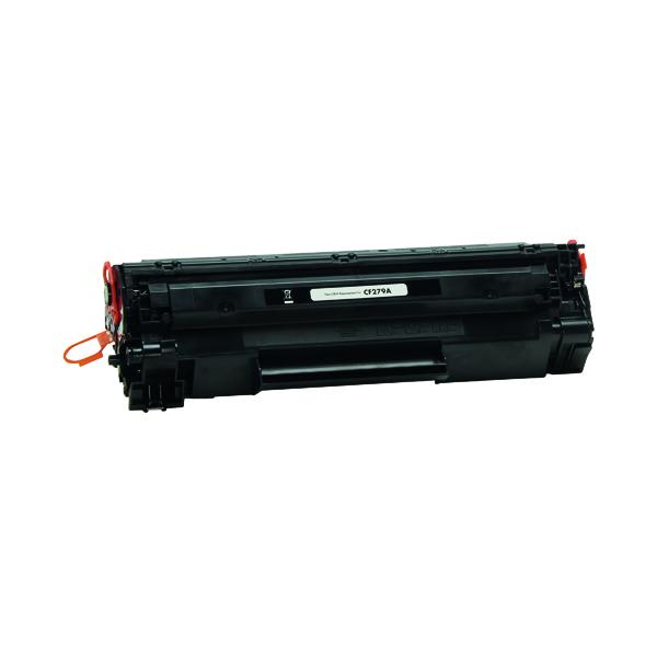 Laser Toner Cartridges Q-Connect HP 79A Toner Cartridge Black CF279A-COMP