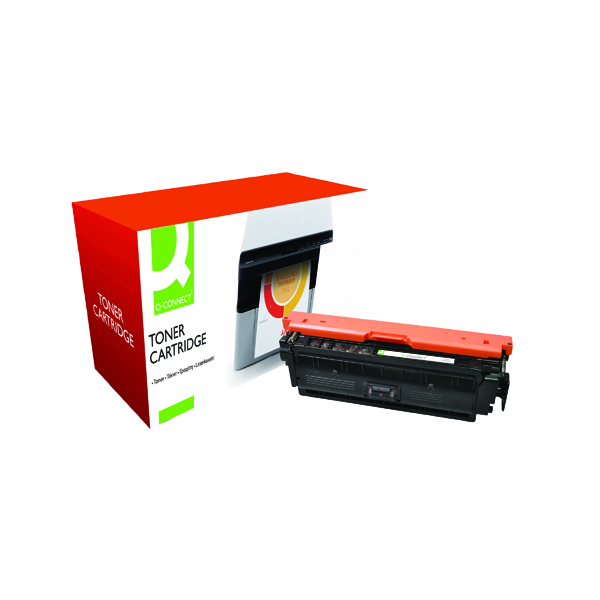 Magenta Q-Connect Compatible Solution HP M552/M553 LaserJet Toner Cartridge High Yield Magenta CF363X