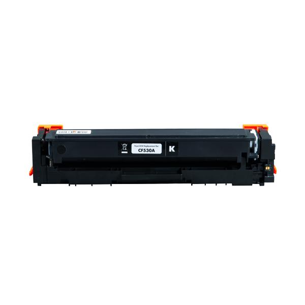 Laser Toner Cartridges Q-Connect HP CF530A Toner Cartridge Black Compatible CF530A-COMP
