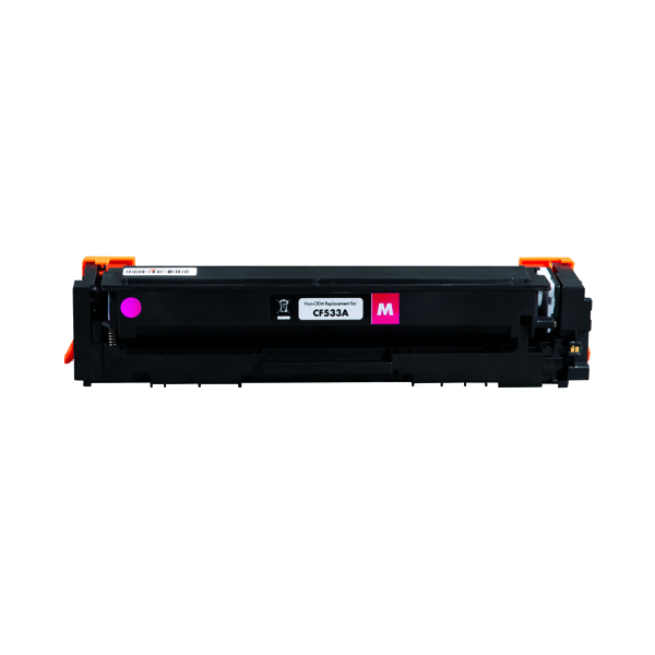 Magenta Q-Connect HP CF533A Toner Cartridge Magenta Compatible CF533A-COMP