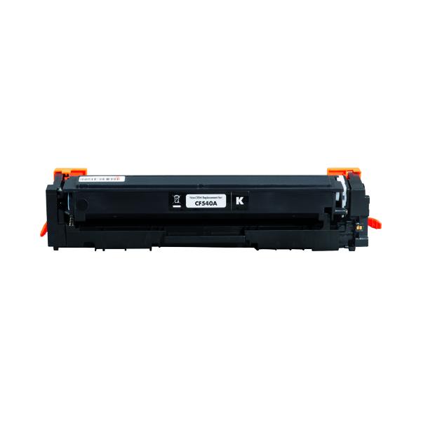 Laser Toner Cartridges Q-Connect HP CF540A Toner Cartridge Black Compatible CF540A-COMP