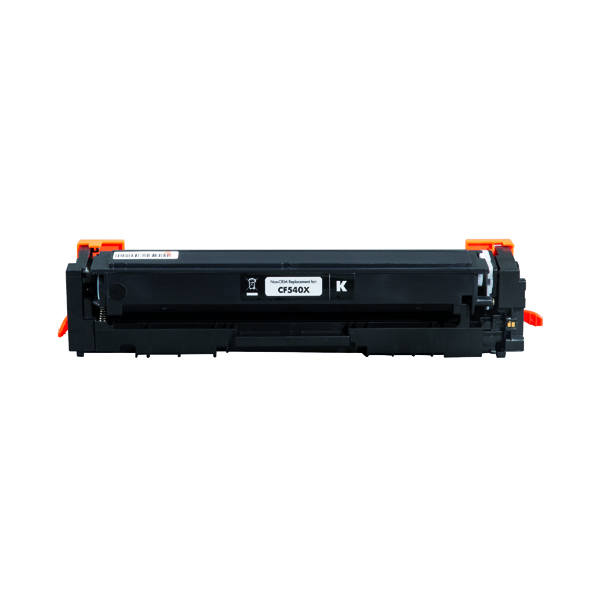 Laser Toner Cartridges Q-Connect HP CF540X Toner Cartridge Black Compatible CF540X-COMP