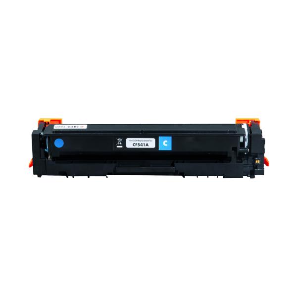 Cyan Q-Connect HP CF541A Toner Cartridge Cyan Compatible CF541A-COMP