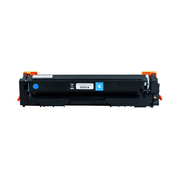 Cyan Q-Connect HP CF541X Toner Cartridge Cyan Compatible CF541X-COMP