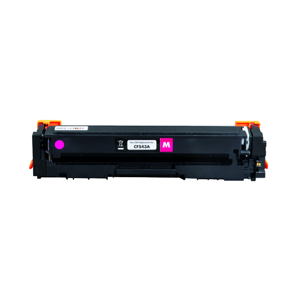 Magenta Q-Connect HP CF543A Toner Cartridge Magenta Compatible CF543A-COMP