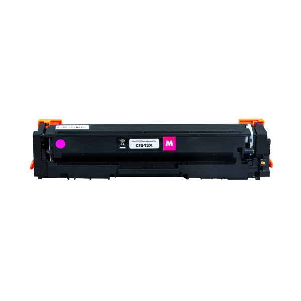 Magenta Q-Connect HP CF543X Toner Cartridge Magenta Compatible CF543X-COMP