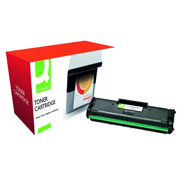 Q-Connect Compatible Solution Samsung 101 Black Toner Cartridge MLT-D101S/ELS