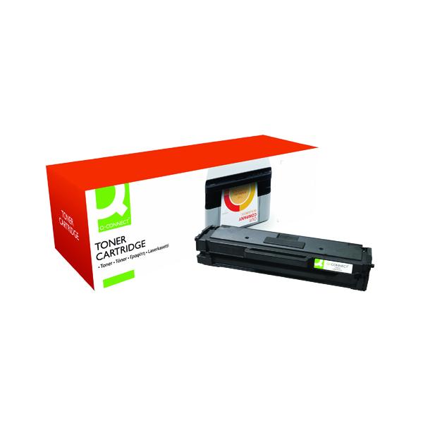 Assorted Q-Connect Compatible Solution Samsung 111S Black Toner Cartridge MLT-D111S/ELS