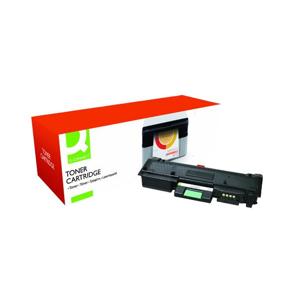 Assorted Q-Connect Compatible Solution Samsung 116L Black Toner Cartridge MLT-D116L/ELS