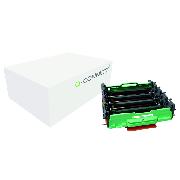 Unspecified Q-Connect Remanufactured Brother DR320CL Colour Drum Unit DR320CL-COMP