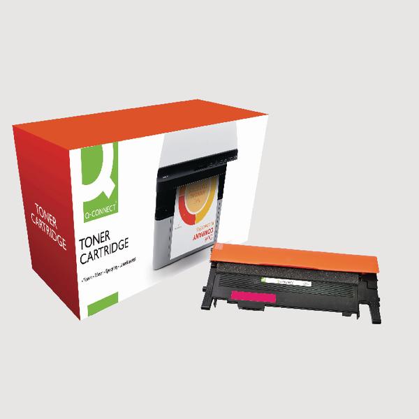 Q-Connect Samsung M406 Reman Magenta Toner Cartridge CLT-M406S/ELS
