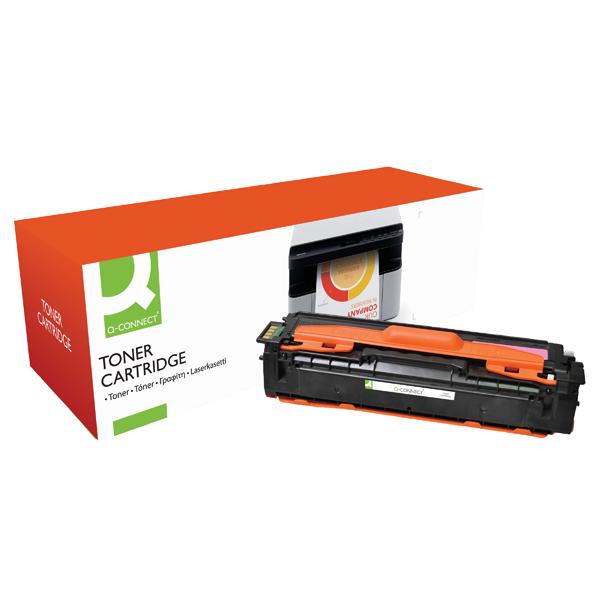 Q-Connect Samsung CLT-M504S Magenta Toner Cartridge CLT-M504S-COMP PL