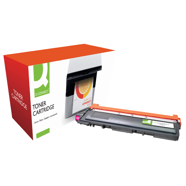 Magenta Q-Connect Compatible Solution Brother Magenta Toner Cartridge TN230M