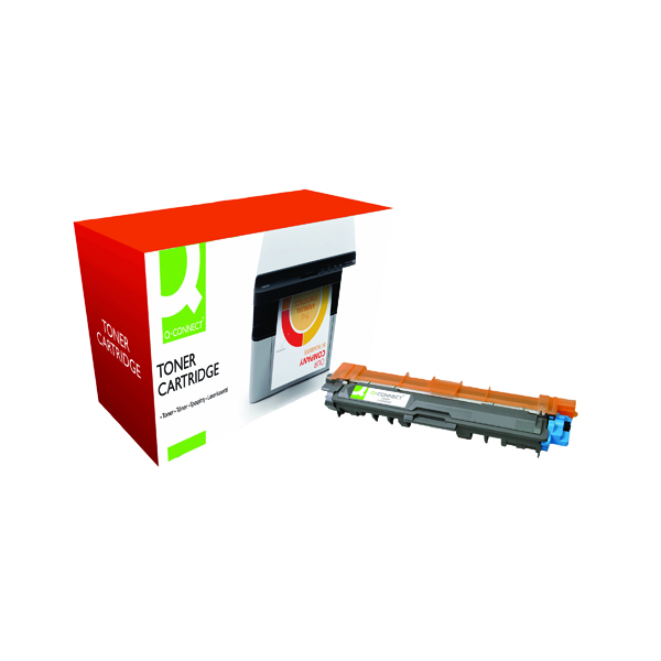 Q-Connect Compatible Solution Brother TN241C Cyan Toner Cartridge