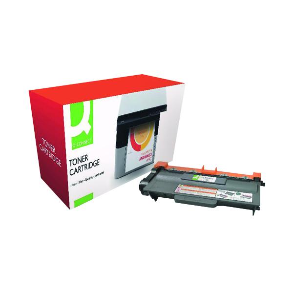 Laser Toner Cartridges Q-Connect Brother TN3430 Toner Cartridge Black TN-3430-COMP