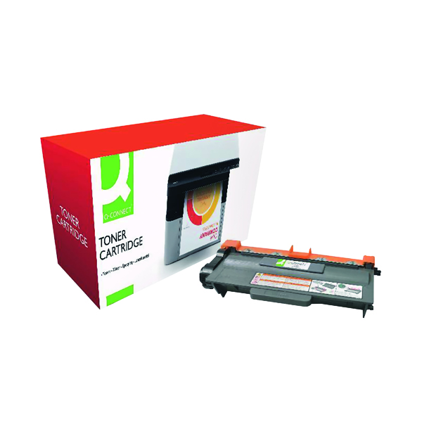Laser Toner Cartridges Q-Connect Brother TN3480 Toner Cartridge Black TN-3480-COMP