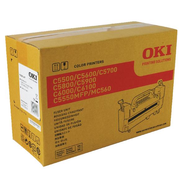 Fuser Units Oki C5600 Fuser Unit 43363203
