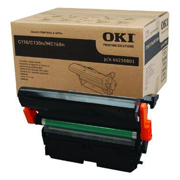 Oki C110/C130 Imaging Unit 45K Black/11.25K Colour 44250801