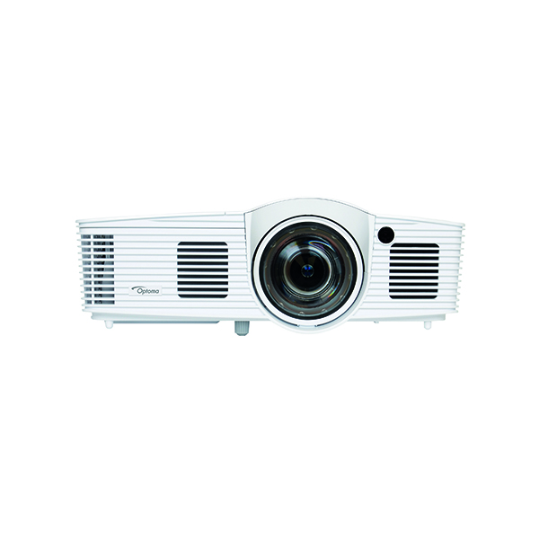Unspecified Optoma EH200ST Projector White 95.8ZF01GC0E.LR