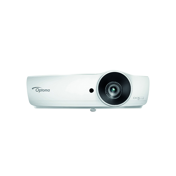 Unspecified Optoma EH461 Projector White E1P1D0YWE1Z1