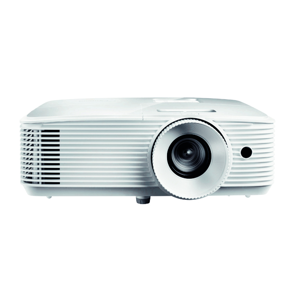 Scanners Optoma EH334 Data Projector E1P1A0NWE1Z1