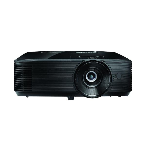 Unspecified Optoma S322e Projector Black E1P1A1WBE1Z1