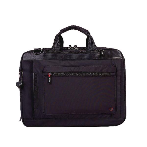 Hedgren Zepplin Explicit Business Bag Black HZPR08003