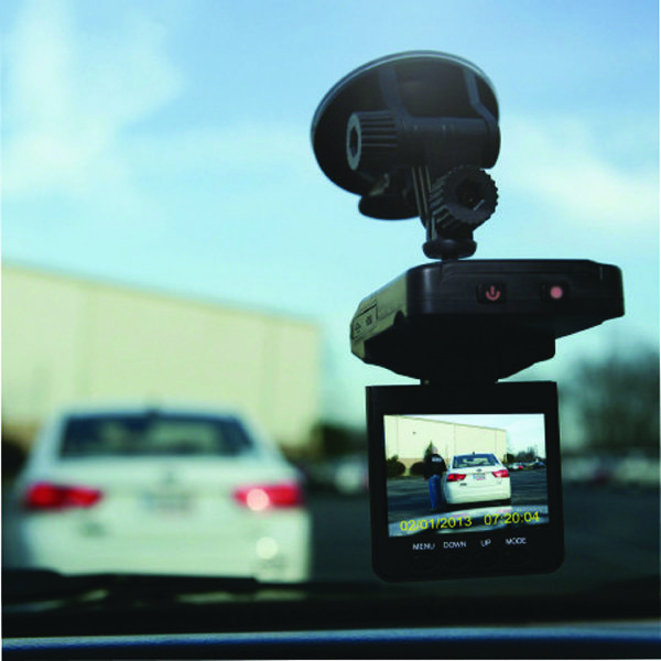 Unspecified Pama Plug N Go Drive 1 Portable In-Car Dashcam PNGD1