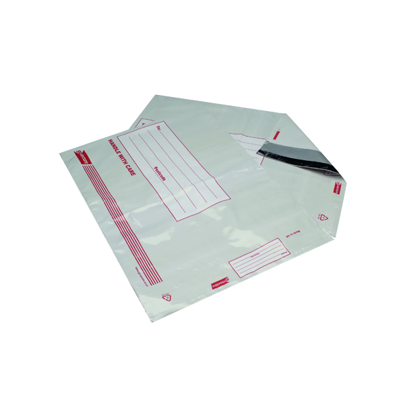 Other Go Secure Extra Strong Polythene Envelopes 460x430mm (25 Pack) PB08224