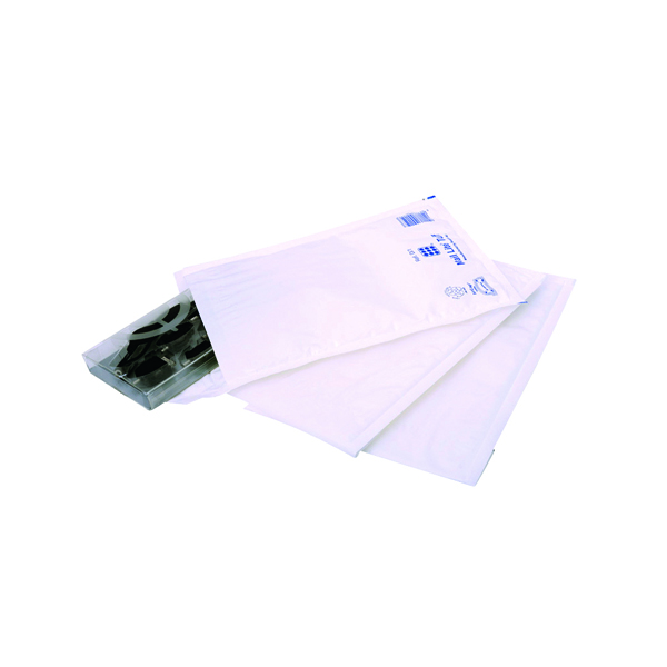 Ampac Envelopes 170x245mm Extra Strong Polythene Padded Bubble Lined  Opaque (100 Pack) KSB-2