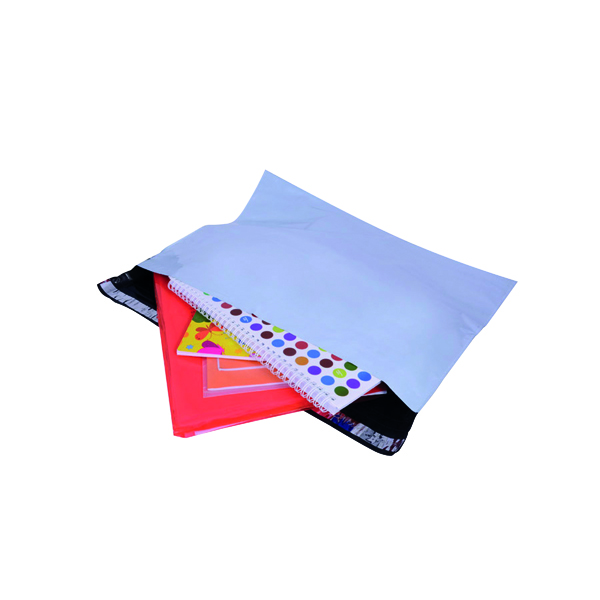 GoSecure Envelope Extra Strong Polythene 440x320mm Opaque (100 Pack) PB26262