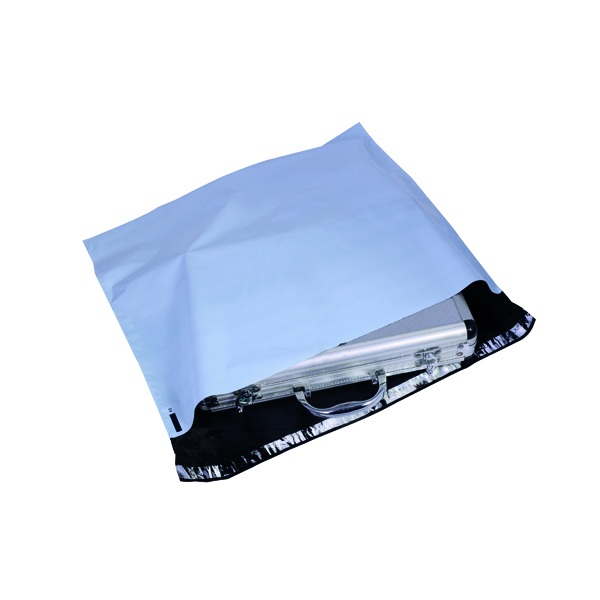 GoSecure Envelope Extra Strong Polythene 430x400mm Opaque (100 Pack) PB27272