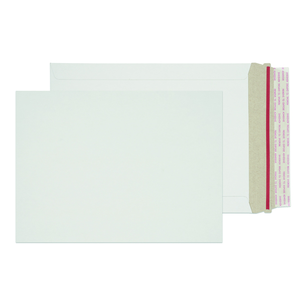 Board Backed Envelopes GoSecure All Board Pocket Envelope 229x162mm (200 Pack) PPA5-RS