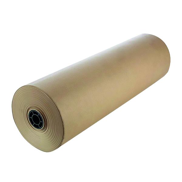 Paper Roll GoSecure Kraft Paper Roll 500mmx175m 85gsm MFK50080