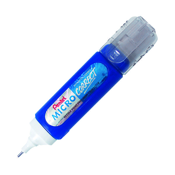 Pentel Micro Correct Correction Pen (12 Pack) ZL31-W