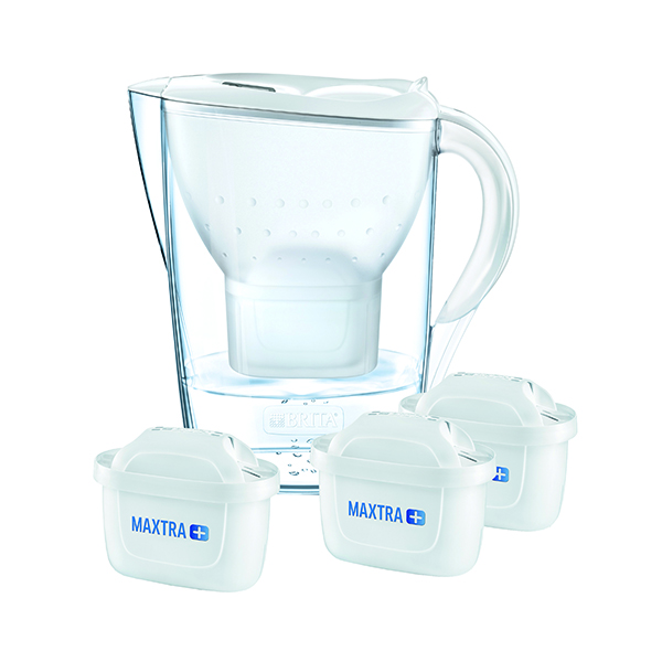 Flasks/Urns Brita Cool Water Filter Jug 2.4 Litre Capacity BA4045