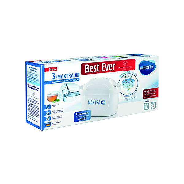 Water Brita Maxtra Water Filter Cartridge (3 Pack) BA5349