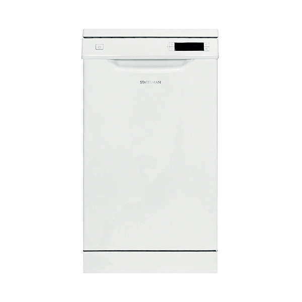 Fridge Statesman Dishwasher 9 Place Settings 45cm SFD10P