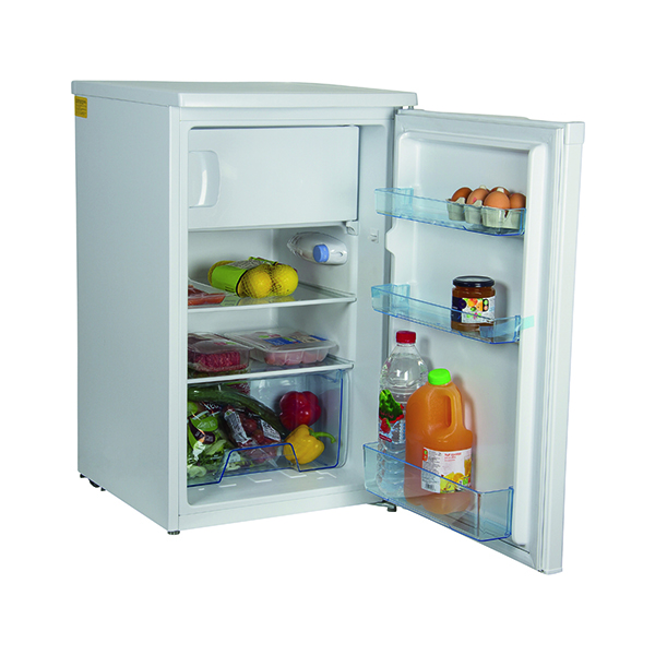Fridge Igenix Under Counter Fridge With 4 Star Ice Box 50cm IG350R