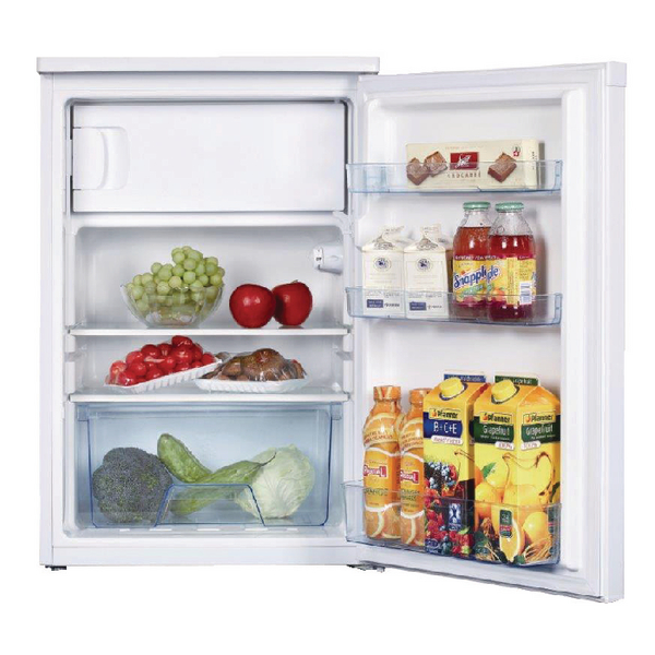 Fridge Statesman Under Counter Fridge With 4 Star Ice Box 55cm R155W