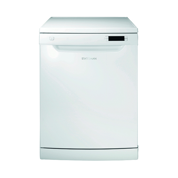 Fridge 60cm 12 Place Dishwasher White SFD12P
