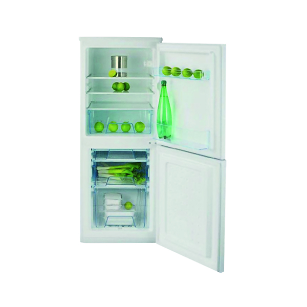 Fridge Alpine 50cm 50/50 Fridge Freezer Alpine White F1350APW