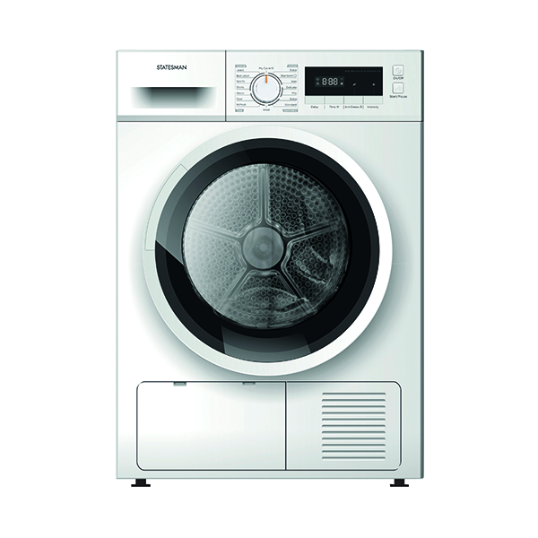 Fridge White Condenser Tumble Dryer ZXC683W