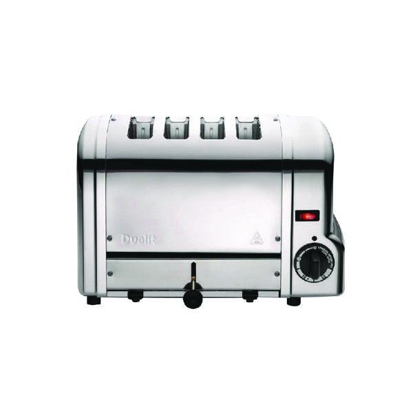 Toaster Dualit Vario 4 Slice Toaster Stainless Steel DA0040