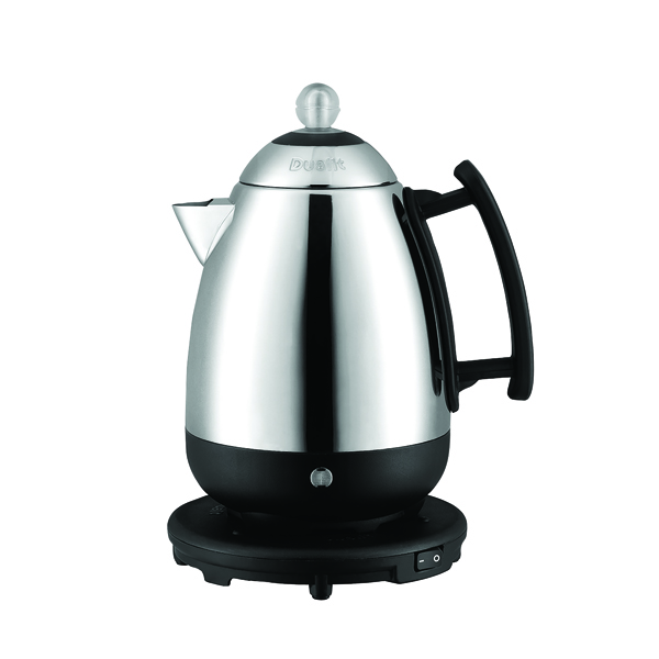 Coffee Maker Dualit 1.5L Cordless Coffee Percolator Stainless Steel DA0601