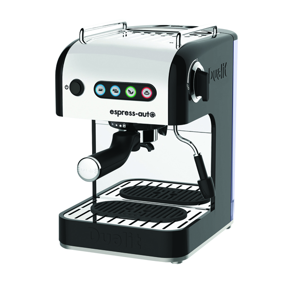 Dualit 3 in1 Coffee and Tea Maker Stainless Steel/Black DA4516
