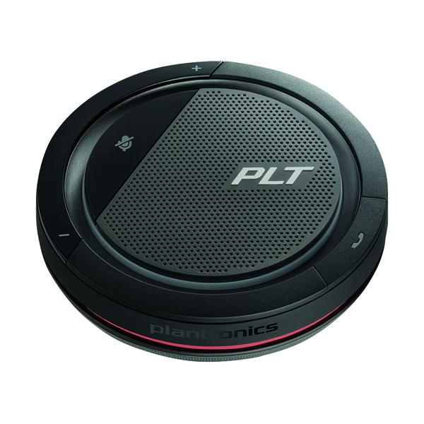 Telephones Plantronics Calisto 3200 Portable Speakerphone Black 210901-01